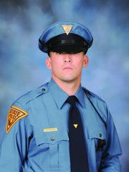 New Jersey State Police Trooper Sean Cullen