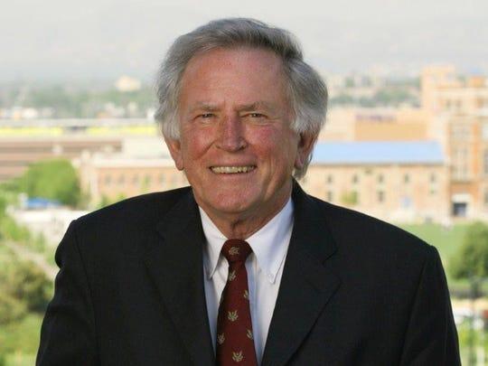 Former Senator Gary Hart