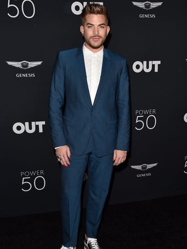 Stars gathered in Los Angeles for 'Out Magazine's inaugural
