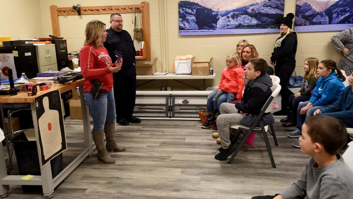 Mom's concerns inspire youth gun safety courses