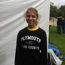 Plymouth sophomore Annie Bonds was the overall medalist at the Autumn Classic.