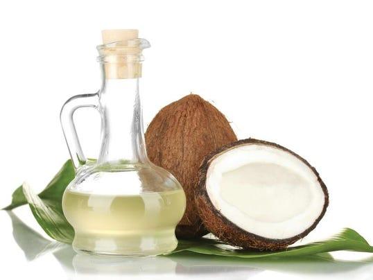 Top 25 Fat Burning Foods , cocunut oil