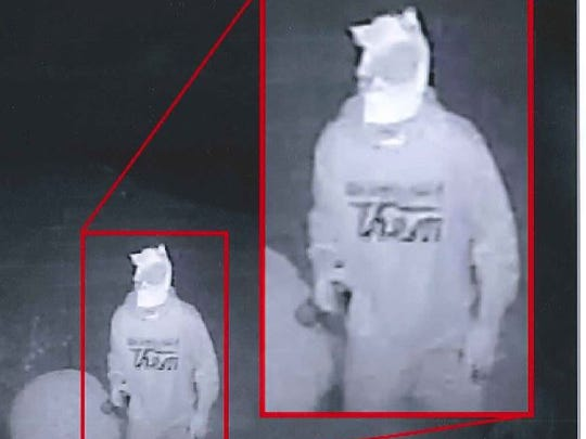 One of the suspects in an Augusta Drive burglary.