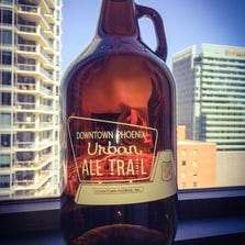 The first 300 participants to arrive at the Ale Trail event on Saturday, Sept. 20, will receive a commemorative growler.