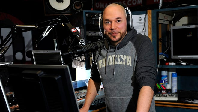 Radio personality Dolewite talks about the 2012 death of his radio partner, Scooby.