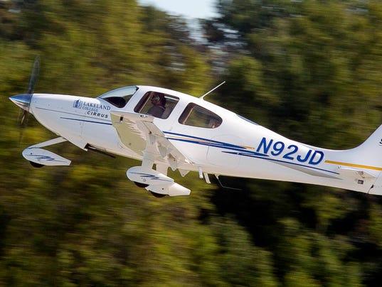 she n Lakeland College Aviation
