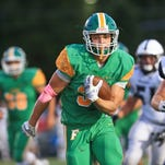 Floyd Central football's Jason Cundiff rushes his way to Athlete of the Week Award