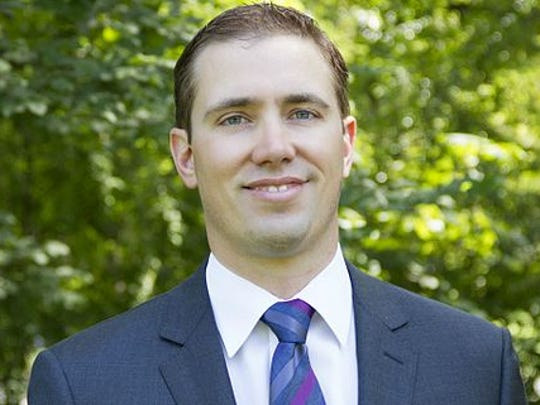 Bank robber turned attorney Shon Hopwood is shown in an undated photo.