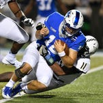 MTSU coach Rick Stockstill on o-line: 'If we don't get better, it's going to be a long year'