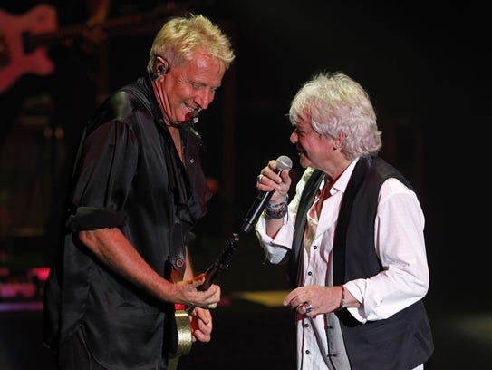 Friday: Air Supply at The Show in Rancho Mirage