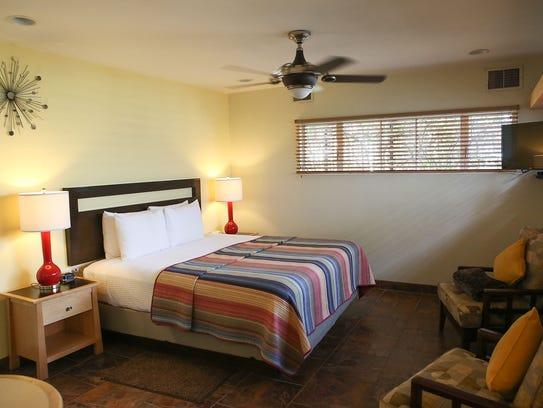 Riviera Palm Springs Room Service