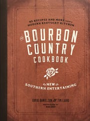 Bourbon Country Cookbook by David Daniels and Tim Laird