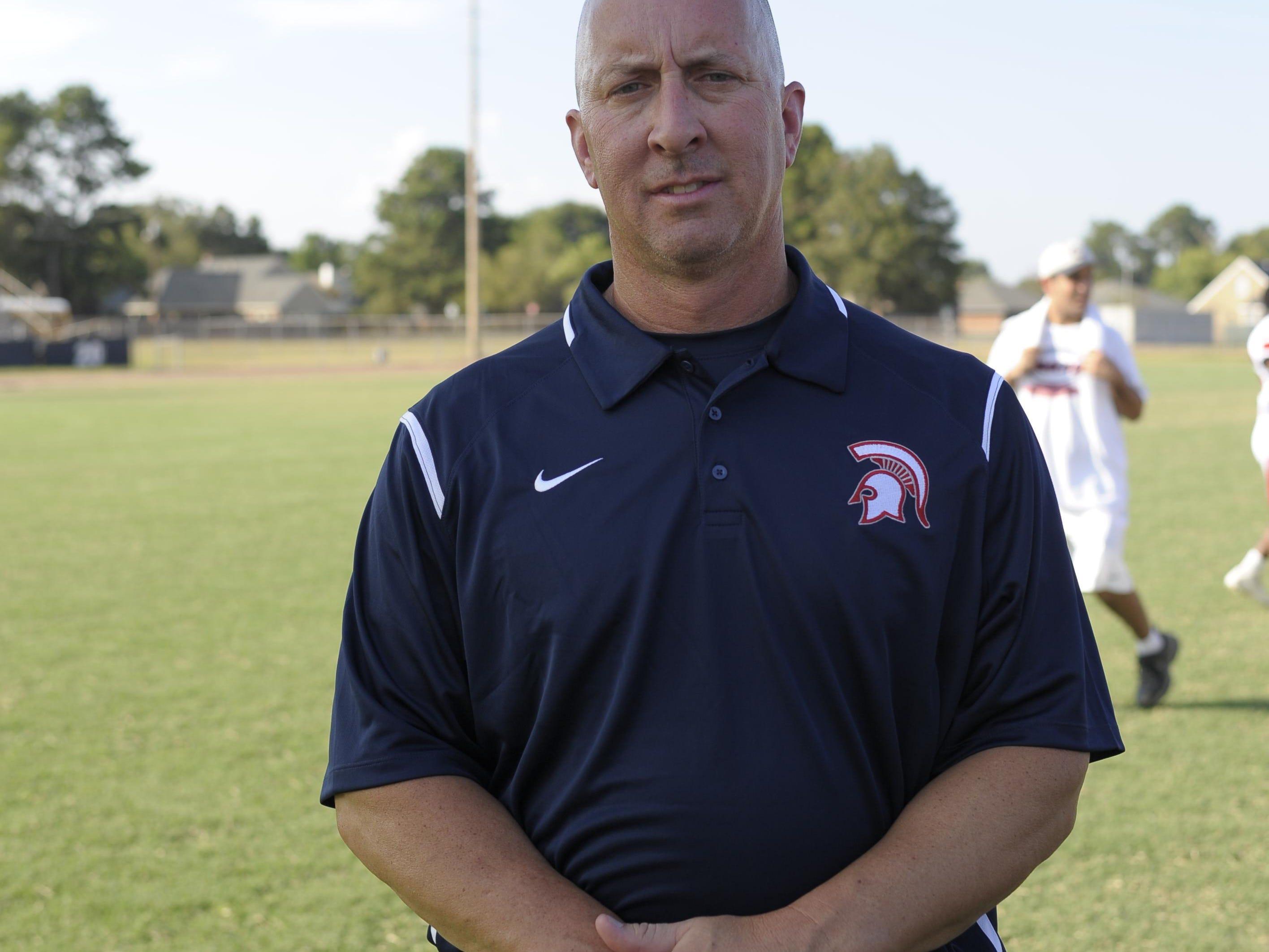 Doug Dotson captures his first win as Comeaux's head coach.