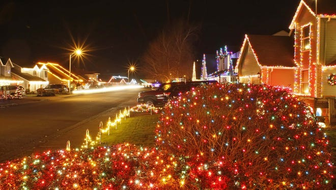 The Keizer Miracle of Christmas Lights Display runs from 6 to 10 nightly Dec. 2 through 26 in Keizer's Gubser neighborhood.
