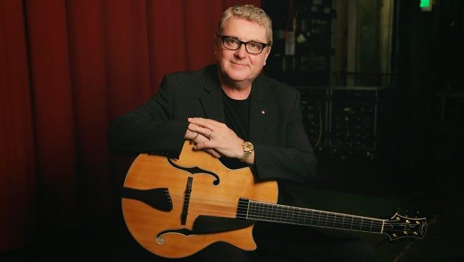 Jazz guitar great Martin Taylor
