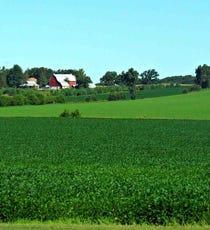 Wisconsin Farmer Home