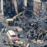 'I thought we were being bombed': Accounts of the Richmond explosions and the aftermath