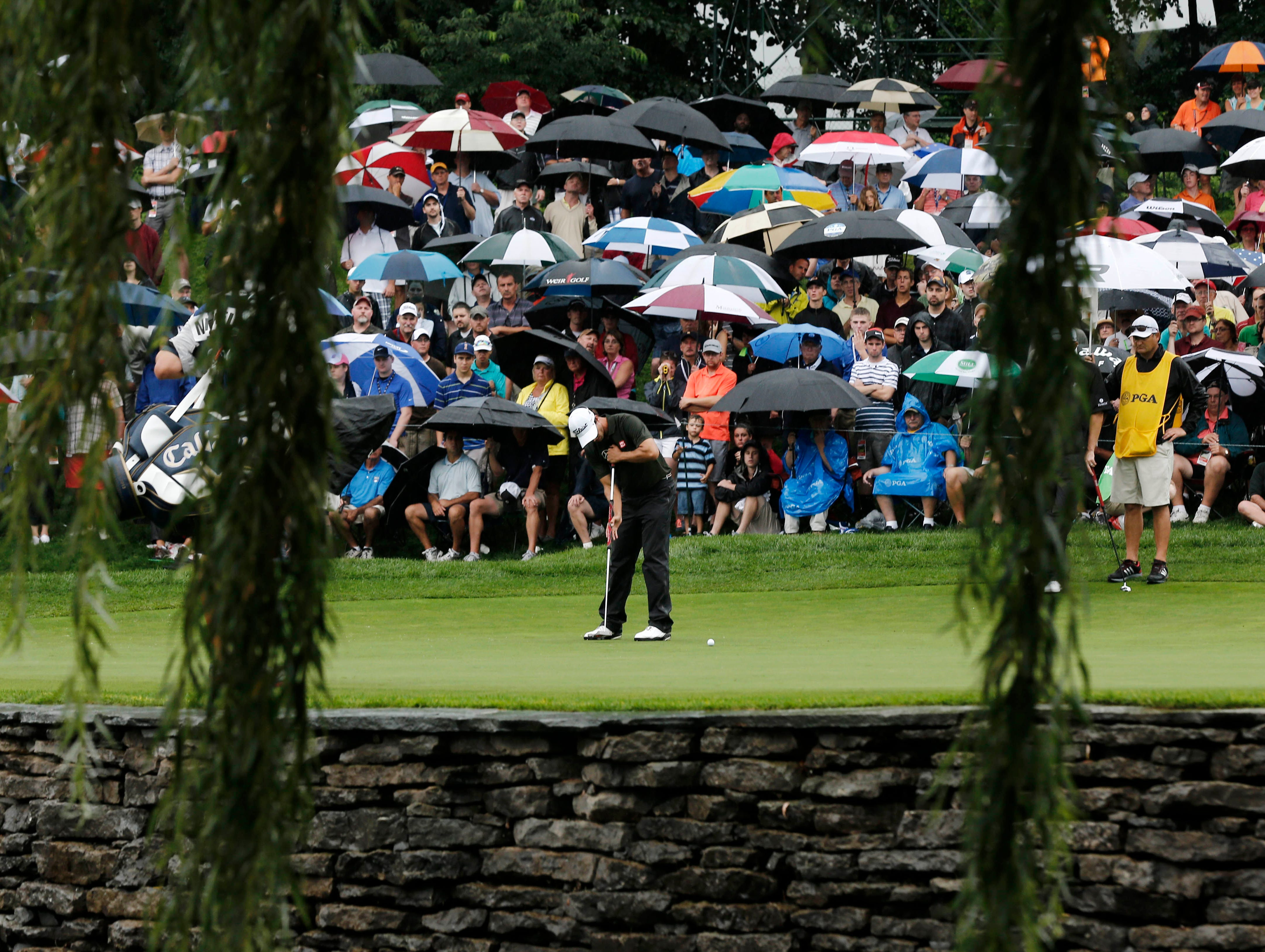 PGA Championship: Saturday tee times, TV schedule