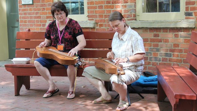 The Coshocton  Music Corp, COTC and DulciMore will present the 43rd annual Dulcimer Days Friday through Sunday, at various locations in and around Roscoe Village. Mini concerts and workshops, as well as the regional championship, will be held at COTC. For a complete schedule, visit www.coshoctondulcimerdays.com.