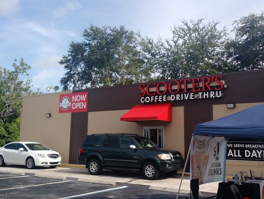 Scooter's Coffee Cape Coral