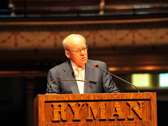 Colin Reed, president and CEO of Ryman Hospitality