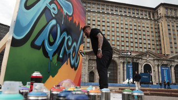 Bill Ford: Detroit train station will be place of possibility again