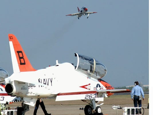 T-45 at Kingsville