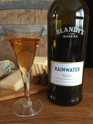 Blandy's Rainwater Madeira NV is made by one of the founding families of Madeira.