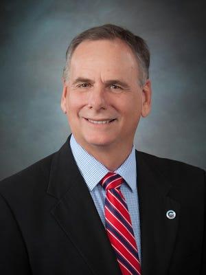 Chandler Mayor Kevin Hartke.