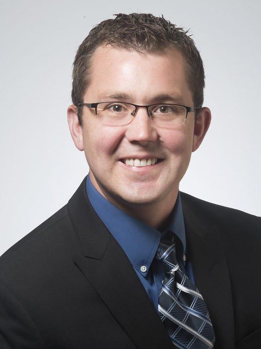 College of Education-Dr. Branden Romer
