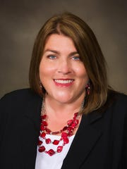 Bridget Hazelbaker is the new leader of the Richmond High School Alumni Association.