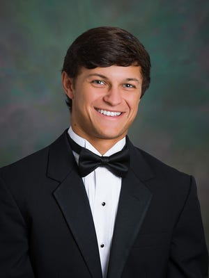 Mason Franklin Boswell, valedictorian of the Edmund Burke Academy Class of 2020, will attend Georgia Southern University to major in exercise science.