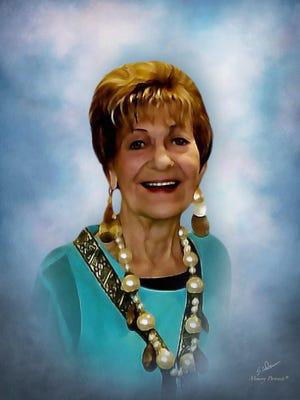 Virginia Dale Odle dies at 82.