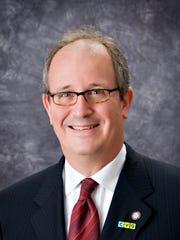 Covington City Commissioner Steve Frank