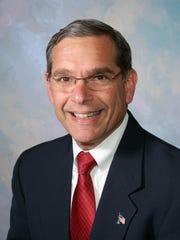 Tom Santulli, Chemung County executive