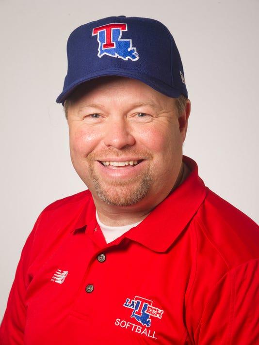 Mark Montgomery-Head Softball coach