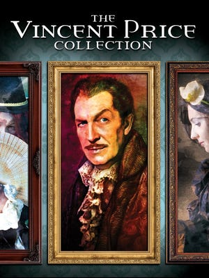'The Vincent Price Collection' DVD set went on sale this year.