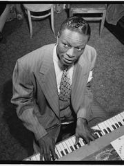 Nat King Cole was born March 17, 1919, and died in 1965 at age 45.