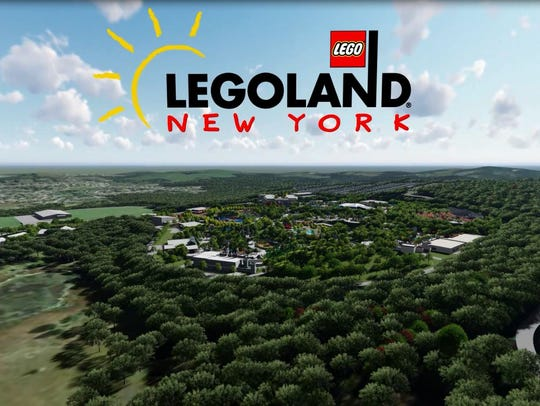 Legoland NY has been a controversial proposal in the Town of Goshen, N.Y.