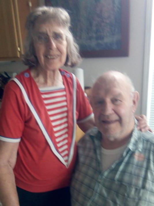 Engagements: Jim Berger & Idy Berger