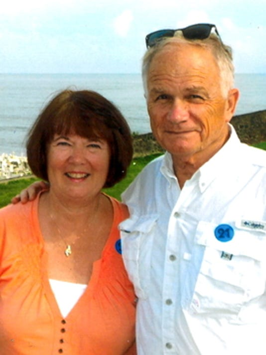 Engagements: Dick Rankin & Judy Rankin
