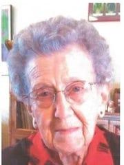 Lelah Bernice Hill Kauk