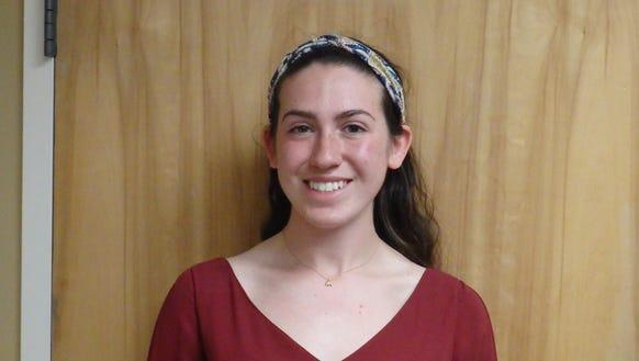 Tuckahoe catcher Jessica Berger is the Con Edison Athlete
