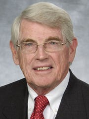 Terence McMahon is chairman of the Maricopa County