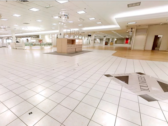 Younkers is a nearly 114,000-square-foot space now