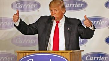 Briggs: After Charlottesville, CEOs aren't afraid of President Trump