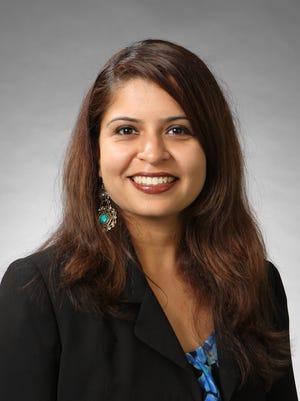 Dr. Reema Patel is the medical director of the Joslin Diabetes Center, affiliate at Raritan Bay Medical Center, in the Medical and Surgical Pavilion, 2 Hospital Plaza, Old Bridge.