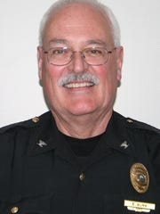 Cold Spring Police Chief Ed Burk received a termination