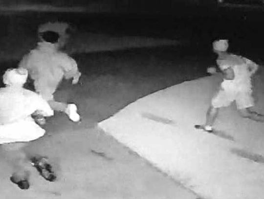 Car thieves are being sought by Millbrook and Montgomery