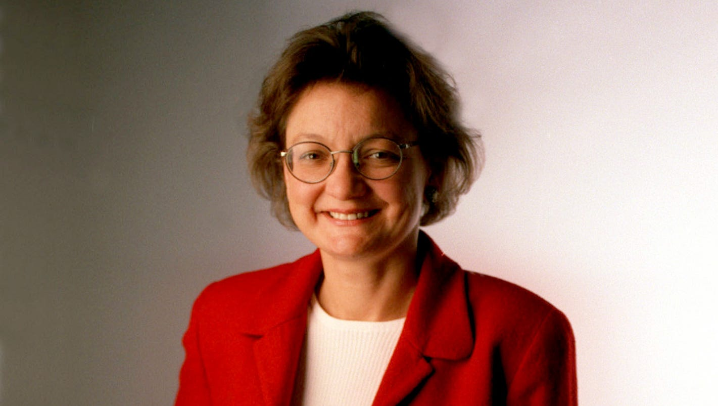 Former Freep columnist Susan Ager selected for Michigan Journalism Hall of Fame